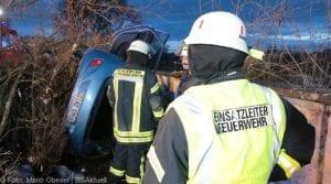 Wettenhausen Unfall Pkw 09022019 22