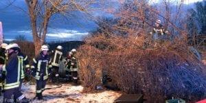 Wettenhausen Unfall Pkw 09022019 24