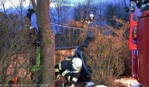 Wettenhausen Unfall Pkw 09022019 25
