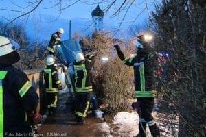 Wettenhausen Unfall Pkw 09022019 27