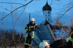 Wettenhausen Unfall Pkw 09022019 28