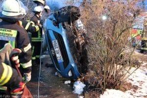 Wettenhausen Unfall Pkw 09022019 29