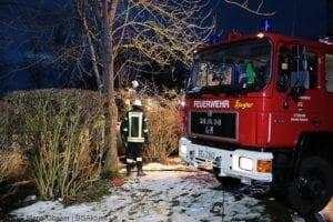 Wettenhausen Unfall Pkw 09022019 3