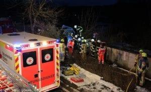 Wettenhausen Unfall Pkw 09022019 6