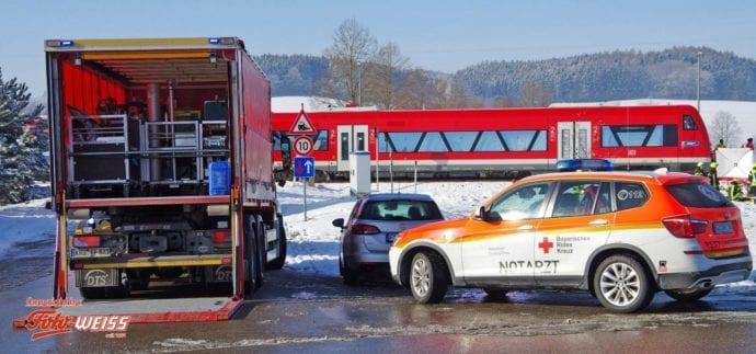 Zugunfall Krumbach Hirschfelden 04022019 5