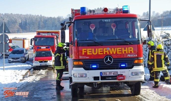 Zugunfall Krumbach Hirschfelden 04022019 7