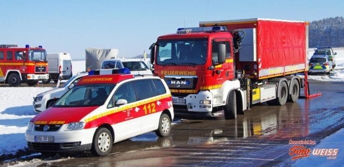 Zugunfall Krumbach Hirschfelden 04022019 9