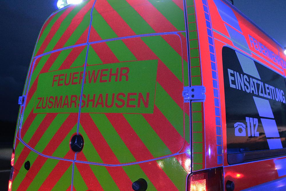 Feuerwehrfahrzeug Zusmarshausen 2