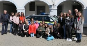 Girls Day Polizei Dillingen