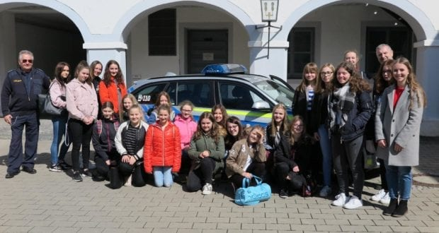 Girls Day Polizei Dillingen