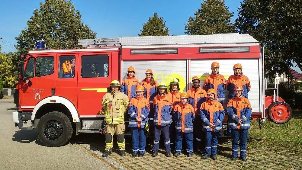 Jugendfeuerwehr Feuerwehr Ichenhausen