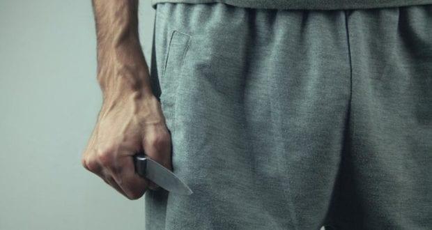 Messer Mann Messer Hand