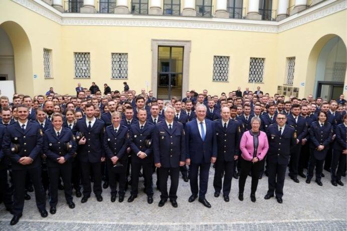 Polizei Bayern Rekordpersonalzuteilung 01033019 1