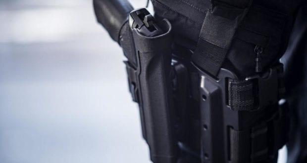 Polizei Pistole