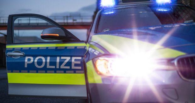 Polizeifahrzeug Blaulicht