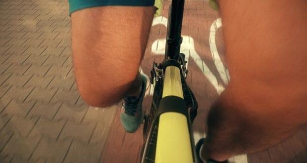 Radfahrer Fahrrad