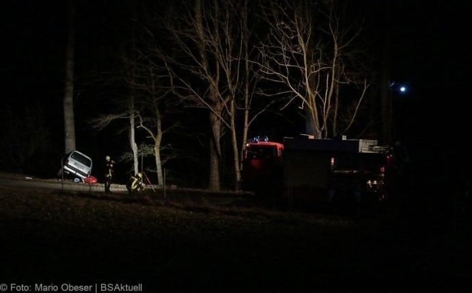 Unfall A7 Altenstadt-Illertissen 02032019 1