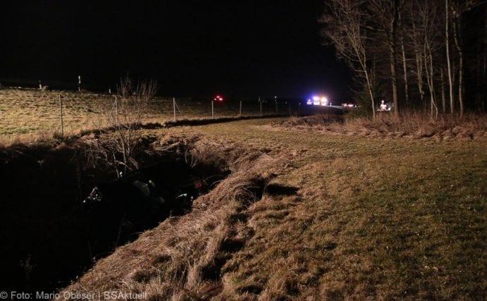 Unfall A7 Altenstadt-Illertissen 02032019 17