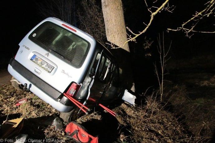 Unfall A7 Altenstadt-Illertissen 02032019 2