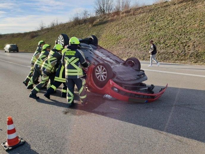 Unfall A8 Günzburg-Leipheim 16032019 4