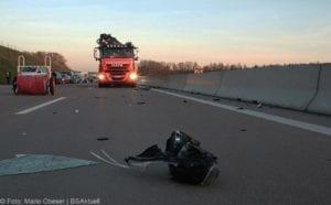 Unfall A8 Kreis GZ Burgau-Günzburg 21032019 10