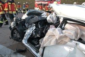Unfall A8 Kreis GZ Burgau-Günzburg 21032019 12
