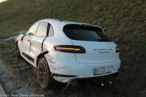 Unfall A8 Kreis GZ Burgau-Günzburg 21032019 21