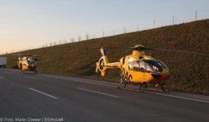 Unfall A8 Kreis GZ Burgau-Günzburg 21032019 8