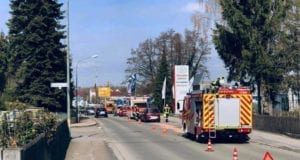 Unfall Gottmannshofen Feuerwehr 28032019