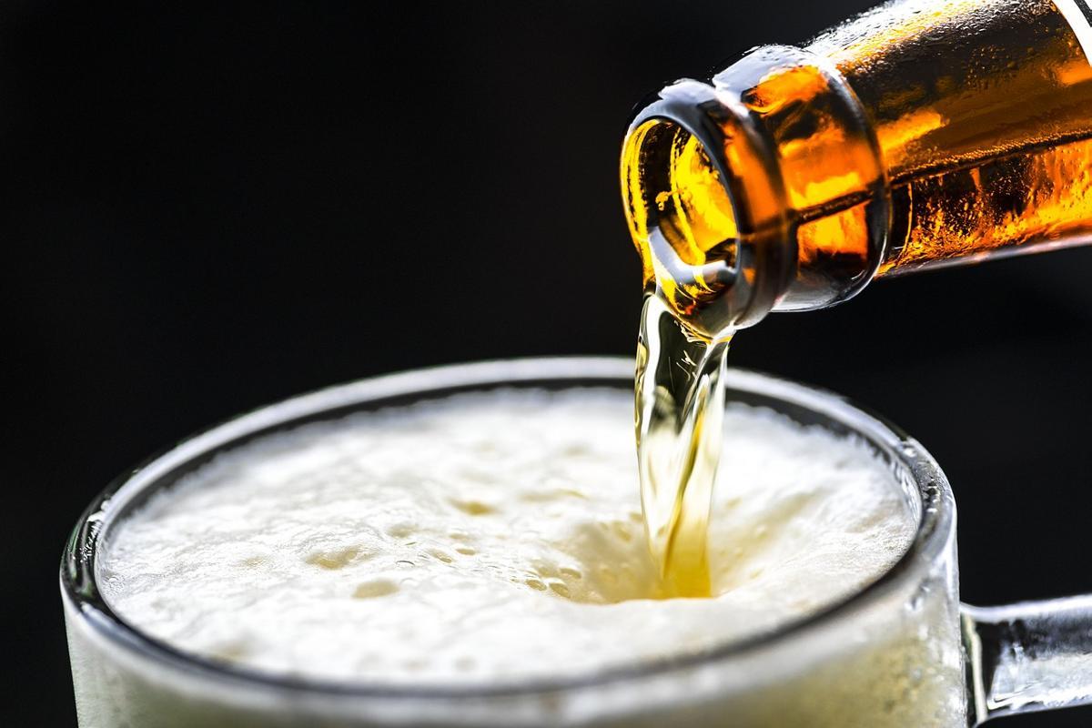 Alkohol Bier