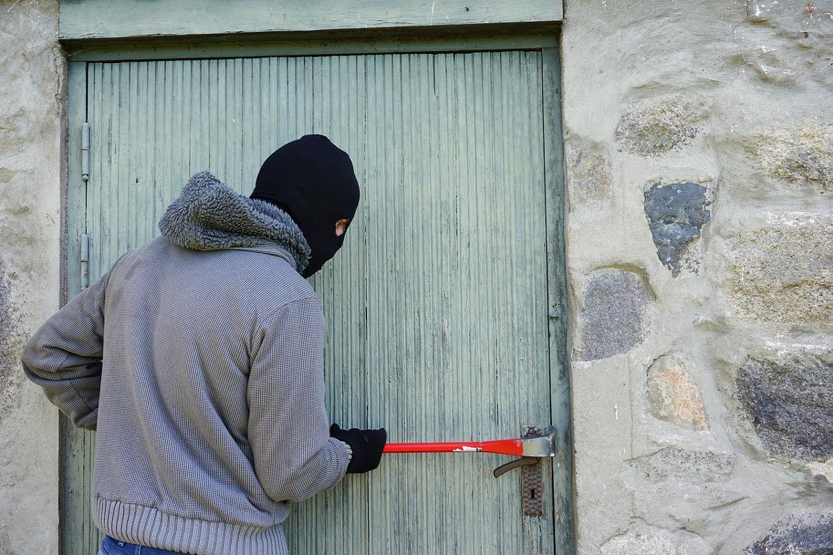 Einbruch Einbrecher