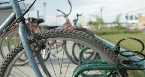 Fahrrad Schloss