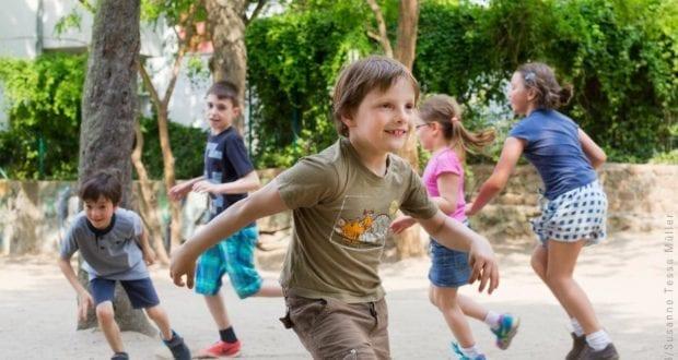 Ferienprogramm Ostern Pfingsten Sommer Schulkinder Günzburg