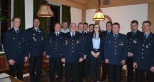 Feuerwehr Reisensburg Dienstversammlung 2019