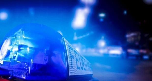 Feuerwehrfahrzeug Blaulicht