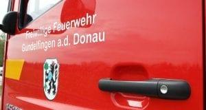 Feuerwehrfahrzeug Gundelfingen