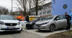 Günzburg Elektroautos