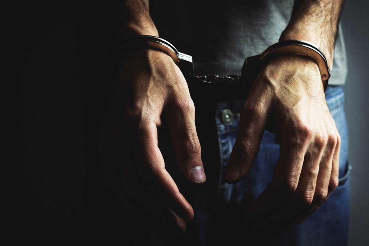 Handschellen Festnahme Haft