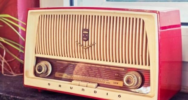 Radio Lautsprecher Musik