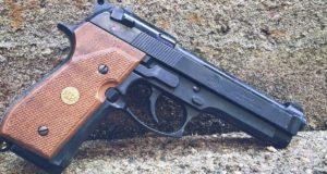 Schreckschuss Pistole