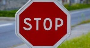 Stop Schild Stoppschild