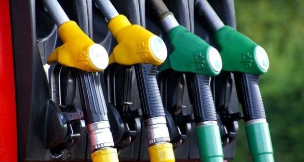 Tanksäule Tankstelle