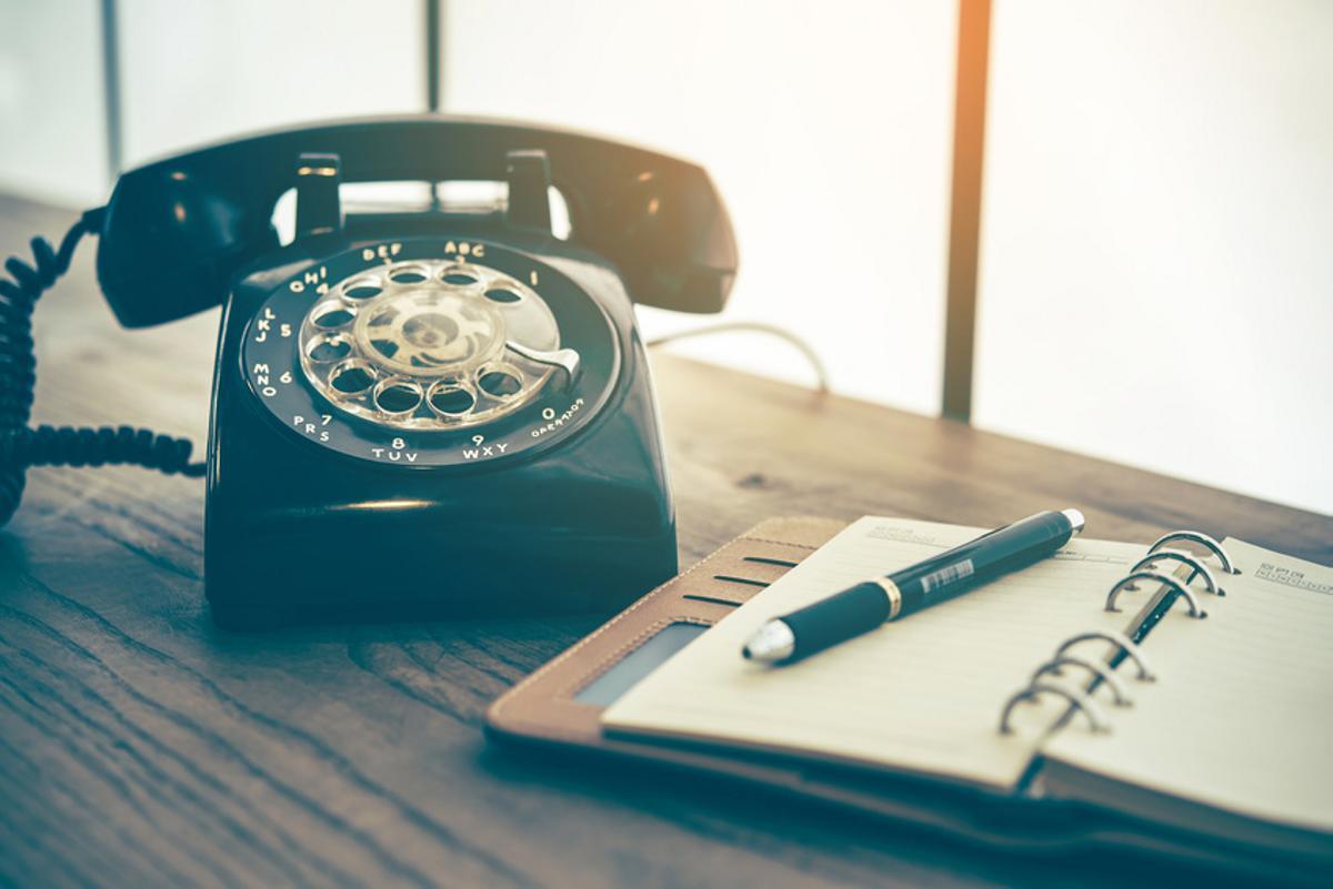 Telefon Telefonapparat