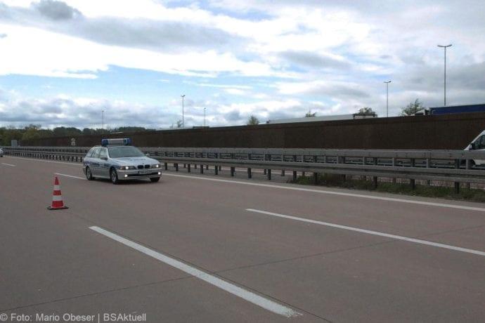 Unfall A8 Günzburg-Burgau Auffahrunfall 27042019 6