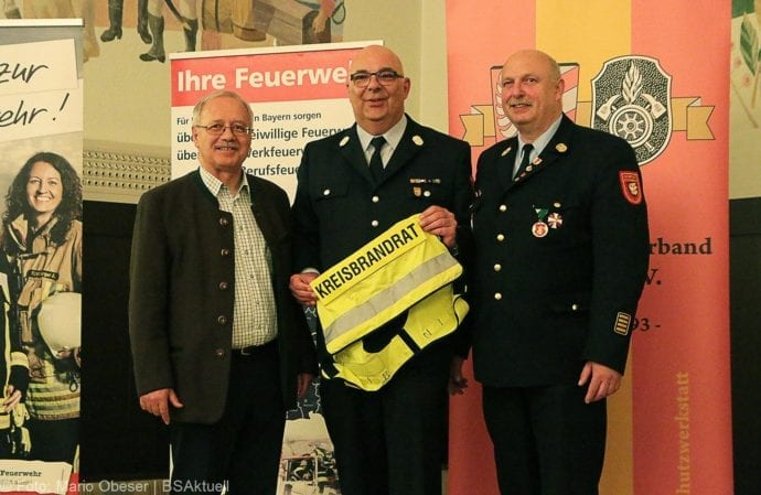 Wahl des Kreisbrandrates Landkreis Günzburg am 09.04.2019
