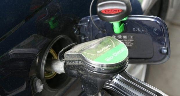Zapfsäule Tankstelle