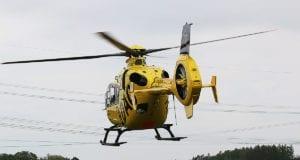 ADAC Rettungshubschrauber