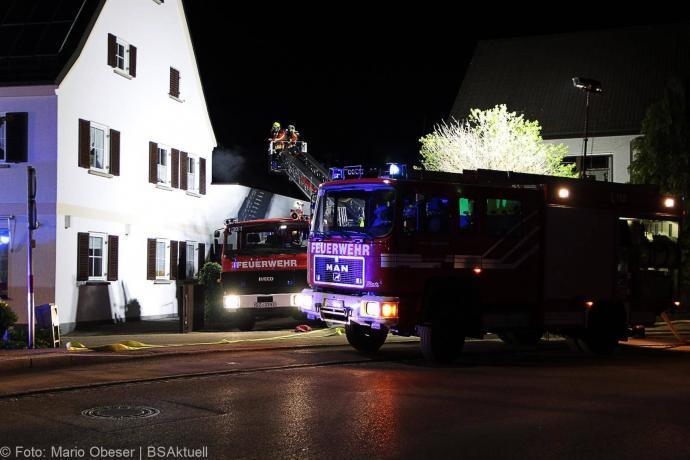 Brand Garagenwerkstatt Jettingen Hauptstraße 12052019 1