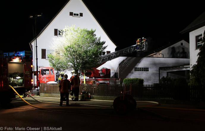 Brand Garagenwerkstatt Jettingen Hauptstraße 12052019 2