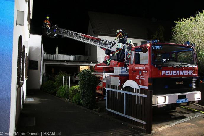 Brand Garagenwerkstatt Jettingen Hauptstraße 12052019 4